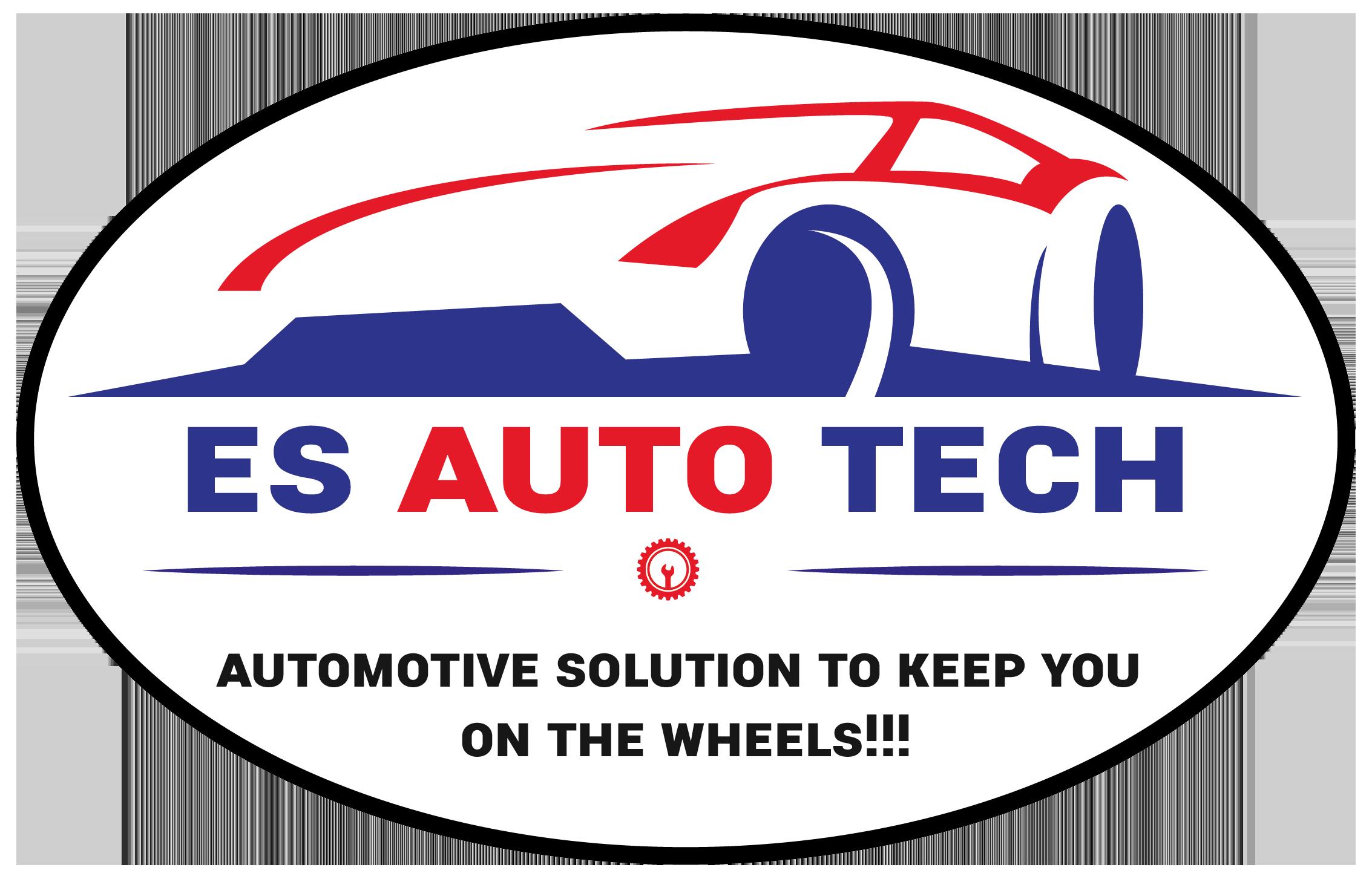 ES Auto Tech Logo